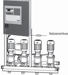 Система Wilo CC-HVAC в системах повышения давления
